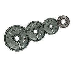 Capriolo - Olimpijski čelični teg 1 kg