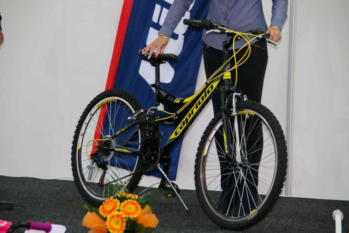 Capriolo Bike Show 2017 Izvestaj Totalbike Prodaja Bicikla