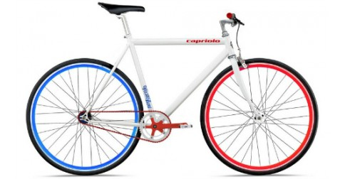 fixed gear fastboy capriolo bike