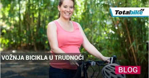 Vožnja bicikla u trudnoći