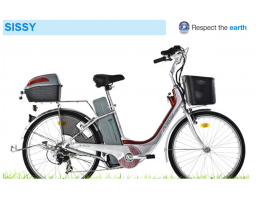 Električni bicikl SISSY