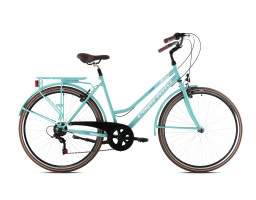 capriolo bicikl citysix lady tirkiz