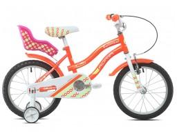 "Bicikl Adria 16""HT Fantasy oranž"