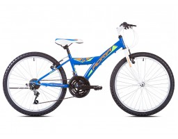 "Bicikl Adria Heracles 24"" belo-palva"
