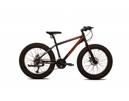 "Fat Bike Mammut 24"" CRVENO"