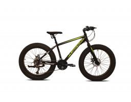 "Fat Bike Mammut 24"" Zeleno"