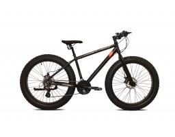 "Fat Bike Mammut 26"" crno-crveno"