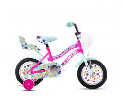 capriolo bicikl adria fantasy 12 pink