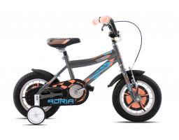 adria rocker 12 sivo capriolo bicikl