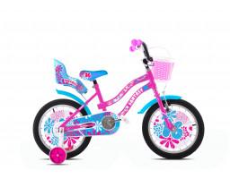 capriolo bicikl adria fantasy 16 pink