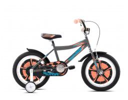 adria rocker 16 sivo capriolo bicikl