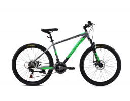 "capriolo bicikl Adria stone 26"" sivo-zeleno"