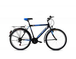 capriolo bicikl Adria nomad+ 26 crno-plavo