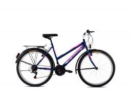 capriolo bicikl adria bonita 26 plavo pink