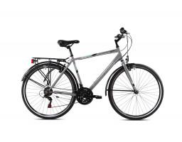 capriolo bicikl Sunrise man touring sivo