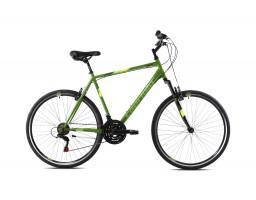 capriolo bicikl Sunrise man trekking zelen