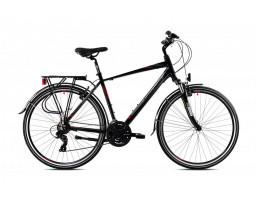 capriolo bicikl Roadster man crn crven
