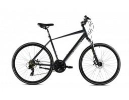 capriolo bicikl Roadster trek man siv crn