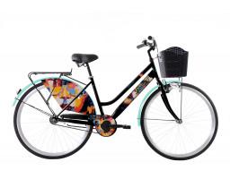 Adria jasmin 2020 crno crni city bicikl capriolo ženski crna