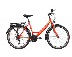 capriolo bicikl metropolis lady 2018 crvena