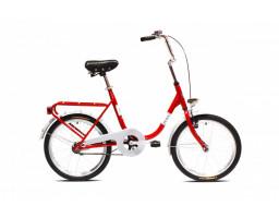 Capriolo pony bicikl crven