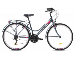 capriolo bicikl sunrise lady 2020 sivo