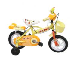 BMX dečiji 12 PVC - Pčelica žuta