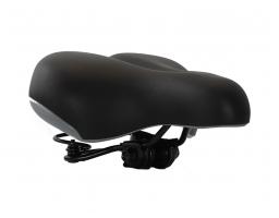 Sedište za bicikl Capriolo Picnic crno klasično