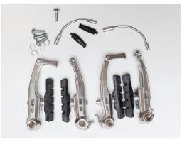 Komplet kočnica V-brake MTB aluminijum