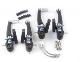 Kočnice set V-brake za MTB (PVC)