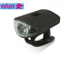 Prednje svetlo za bicikl N PLUS sa USB punjenjem