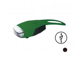 KryptonX prednje svetlo XC-180W USB punjenje