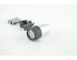 Prednja baterijska lampa Kina 5-LED