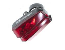 Svetla zadnja baterijska lampa hw 706