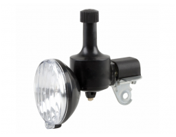 Prednja lampa - dinamo + sijalica PVC