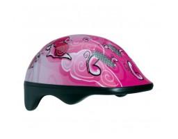 Kaciga - Bellelli puz pink 53 56cm S