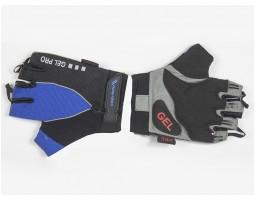 Capriolo rukavice platnene GEL CP1402