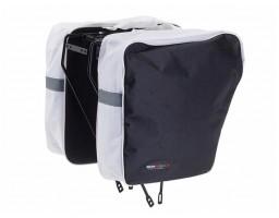 Bonin prtljažnik beli