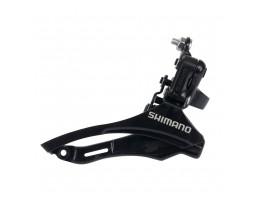 Prednji menjač Shimano Tourney FD-TZ31 TM6 - 31.8mm TOP