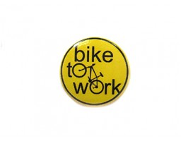 Bike to Work - bedž