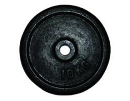 GIMFIT TEGOVI ČELIČNI 10 KG IR1002 (25mm)