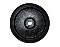 Gimfit tegovi čelični 15 kg ir1002