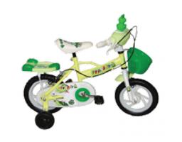 BMX dečiji 12 PVC - Žabac zeleni