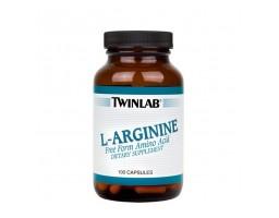 TWINLAB L-Arginine 500mg 90 kapsula