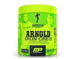 MUSCLE PHARM Arnold Iron Cre3 30 doza