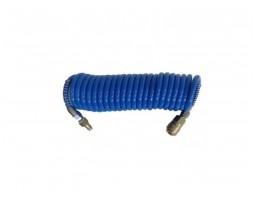 Pulieretansko Spiralno Crevo Za Kompresor - 5m