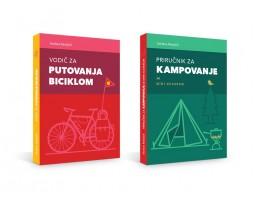 Kamperski priručnik & Vodič za putovanja biciklom