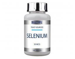 Scitec Nutrition Selenium 500mg 100tab