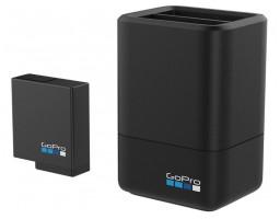 GoPro Dual Punjač za Bateriju + Baterija (HERO 5) Dodatak za kameru