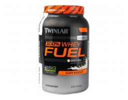 TWINLAB 100% Whey Protein Fuel 907gr